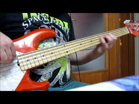 Aerosmith - I Don't Want To Miss A Thing Bass Cover