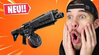 DIE *NEUE* SHOTGUN KOMMT in FORTNITE!! | Marky Livestream