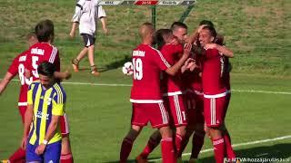 Kazincbarcikai SC–Kisvárda Master Good 3–1 (1–1)