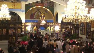 Holy Friday Epitaphios Service (Lamentations) at St. Demetrios in Merrick - 2018