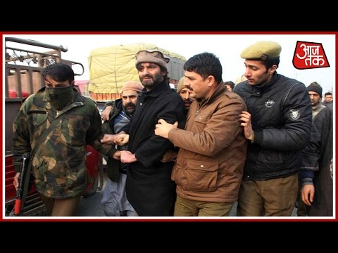 JKLF Chief Yasin Malik Arrested For Slapping Policemen in Srinagar