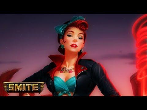 """SMITE: Foxy Lady Da Ji, Joust Gameplay - """" All The Sass"""""""