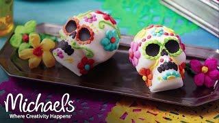 Wilton Sugar Skulls  Halloween Costumes &amp Party  Michaels