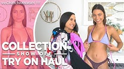 Wicked Weasel Bikini, Lingerie & Dress Collection Show Off: Sexy Try On Haul