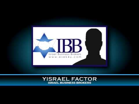Yisrael Factor - How To Build A Business In Israel - Interview - Goldstein On Gelt - Sept. 2012