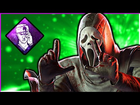 SLUG ONLY TOXIC GHOSTFACE BUILD - Dead by Daylight | 30 Days of Ghostface - Day 9 |