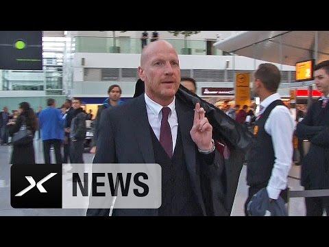 Wegen Krankheit: Matthias Sammer mit Zwangspause | FC Bayern München