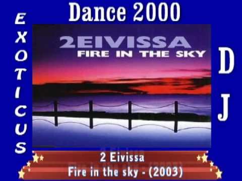Music video 2 Eivissa - Fire In the Sky