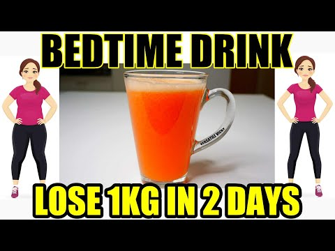 bedtime-drink-to-lose-belly-fat-|-lose-1kg-in-2-days-|-bedtime-drink-for-weight-loss