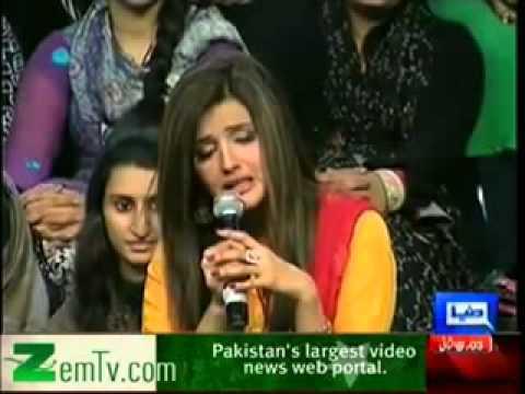Zara Sheikh singing(best quality of voice)