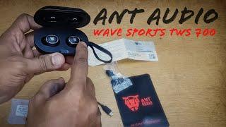 Ant Audio Wave Sports TWS 700