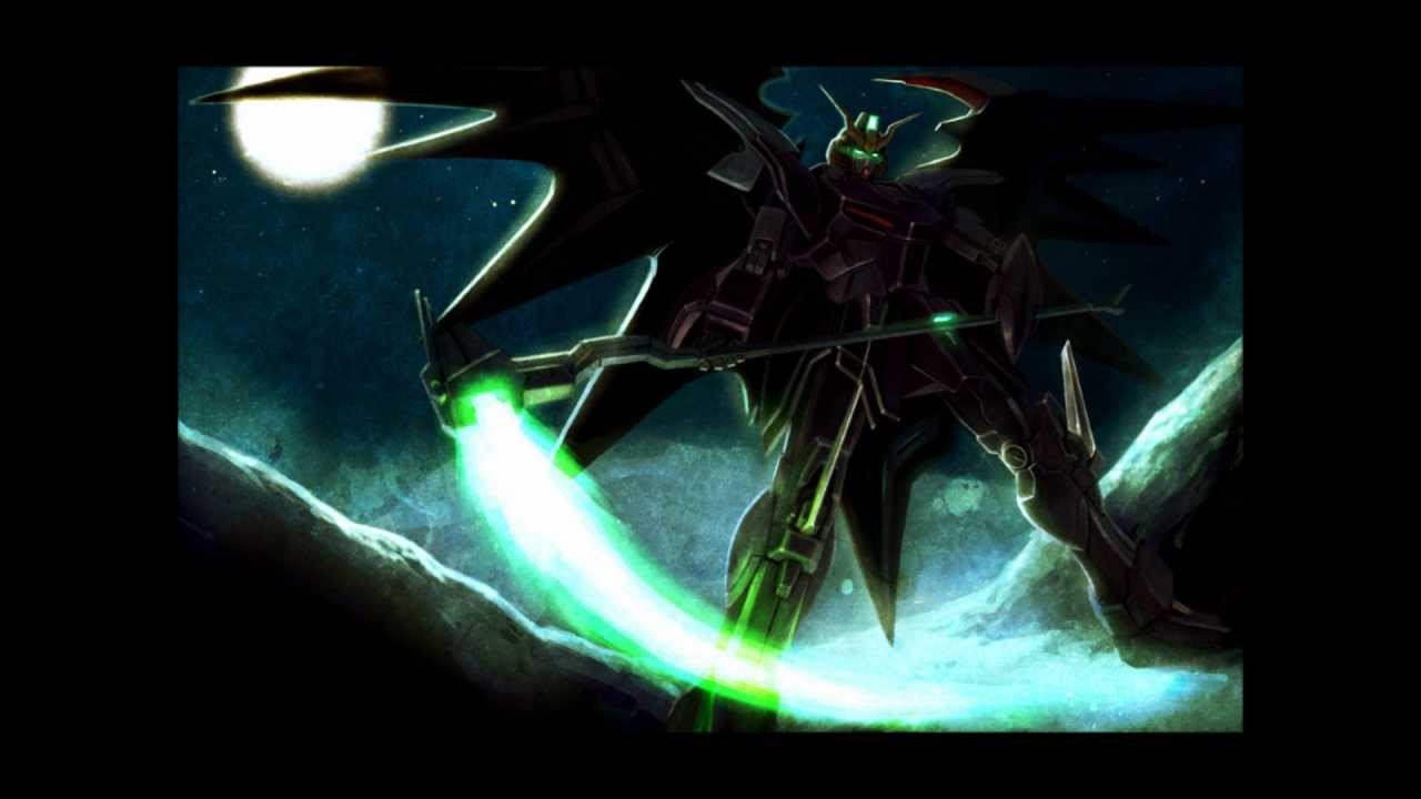Hd Gundam Themes: Gundam Wing The Movie