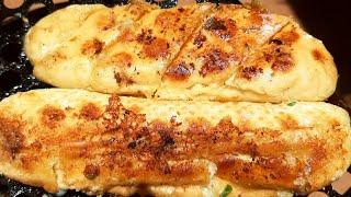 Pão de Alho para Churrasco