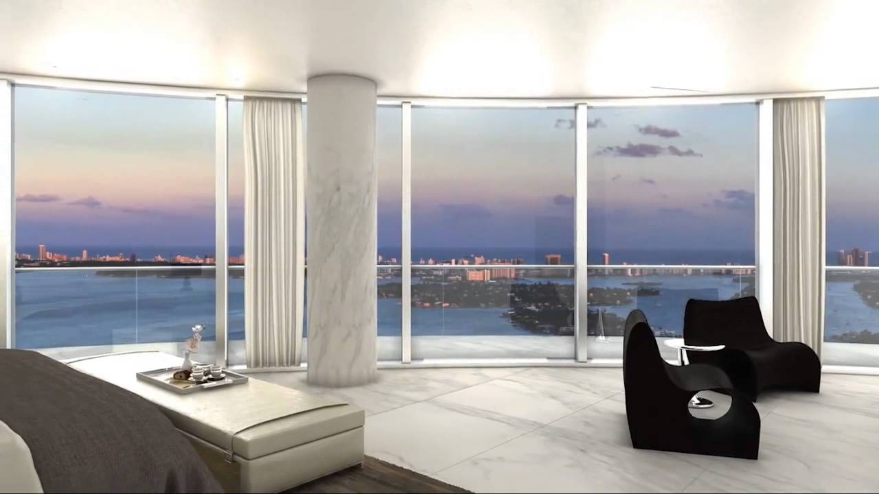 Aria on the bay appartamenti di lusso a miami youtube for Arredi di lusso casa