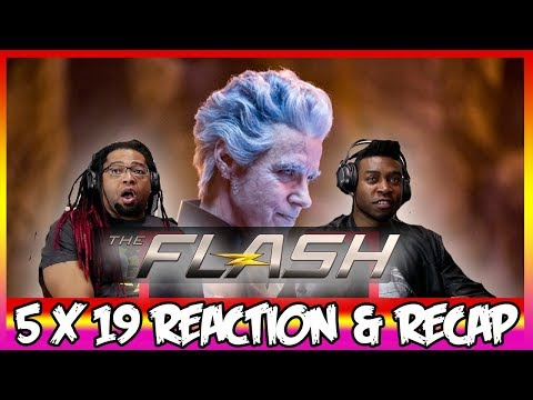 """The Flash Season 5 Episode 19 Reaction & Review """"Snow Pack"""""""