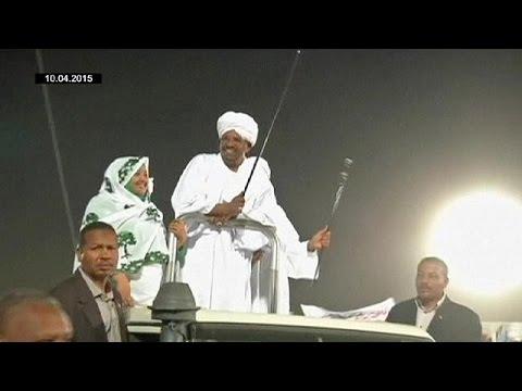 Sudan's Omar Hassan al-Bashir wins landslide election victory