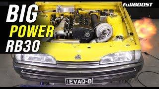 BEST sounding Nissan RB30 | fullBOOST