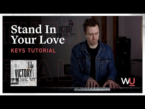 Stand In Your Love  - Bethel Music || Keyboard Tutorial (Official) thumbnail