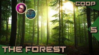 THE FOREST Gameplay español - Cooperativo de Manquis - LA NOCHE MÁS LARGA   ep5