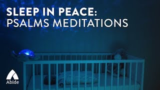Sleep in Peace: Psalms Meditations (5 hours)