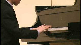 Ben Gottesman Piano - Wilder Reiter, Op.68, No.8 - Schumann