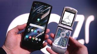 Motorola razr 2019: an icon reborn!