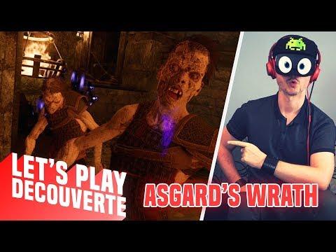 LE MEILLEUR DE LA VR ! Asgard's Wrath - Let's Play Découverte (Oculus Rift S)