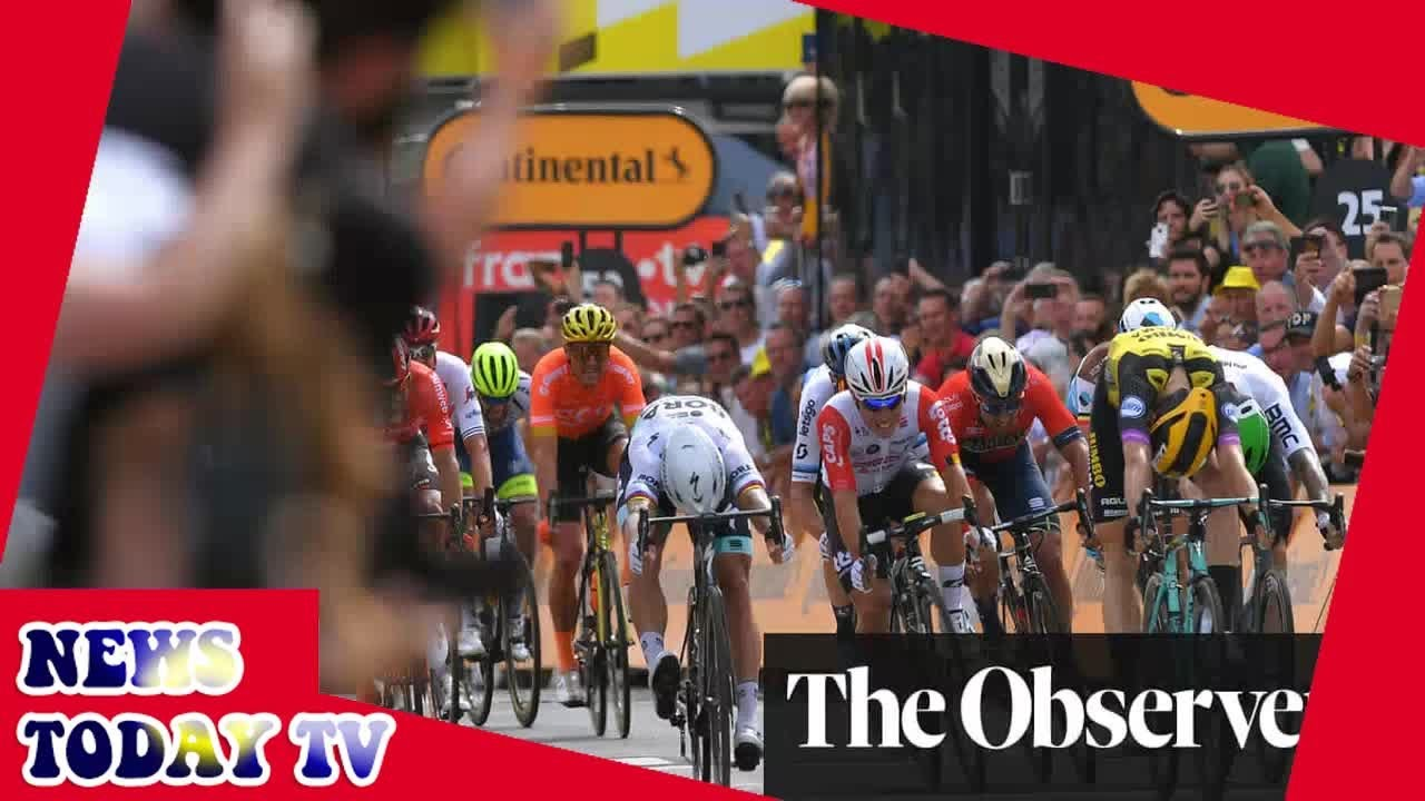 Mike Teunissen opens Tour de France with unexpected stage victory