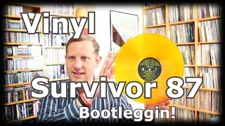 Vinyl Survivor 87, Bootleggin