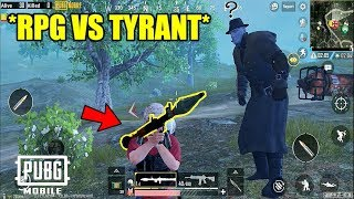 *NEW* RPG VS TYRANT IN PUBG MOBILE I UPDATE 0.12 All Features (Android) HD
