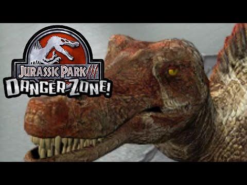 Stoner Spinosaurus || Jurassic Park III - Danger Zone PC [ Jurassic Park Month ]