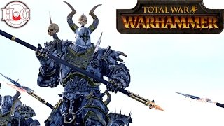 Chaos vs Bretonnia - Total War Warhammer Online Battle 234