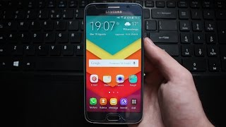 Samsung Galaxy Note 5 TouchWiz Launcher APK (Download & Install)