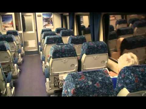 Brisbane To Sydney  XPT  Train Journey