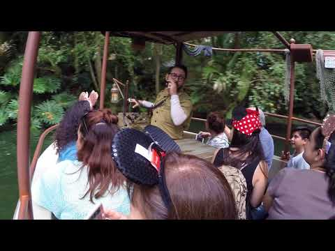 Jungle Cruise 11/8/2017 [HD]
