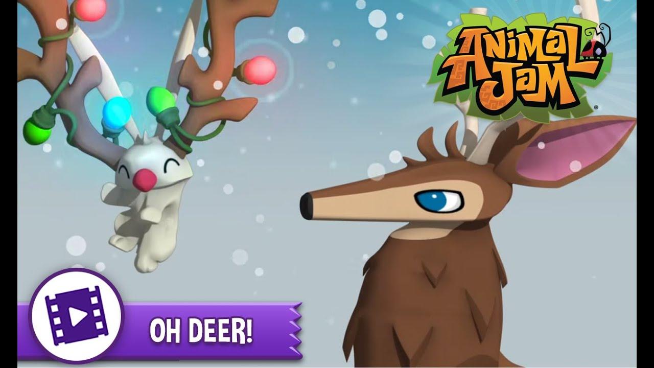 Arctic Wolf Animal Jam Oh Deer Youtube Animal Jam Oh Deer Youtube