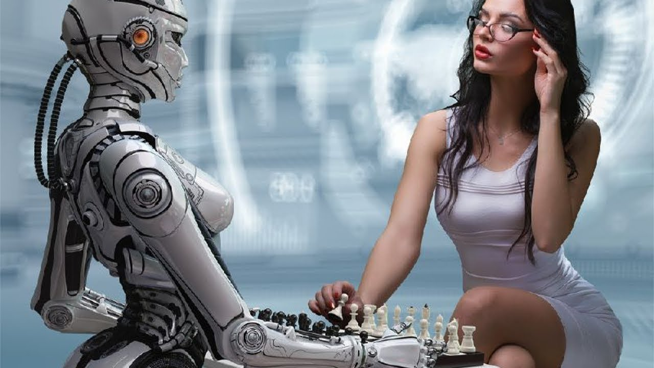 Tech  Japan Releases Fully Functioning Female Robots 5 -8554