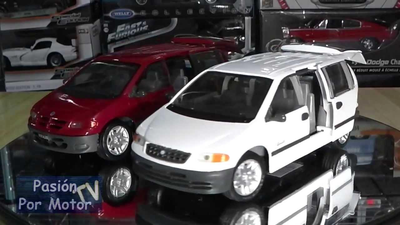Revisi 243 N 1 27 Chrysler Plymouth 1996 De Maisto Special
