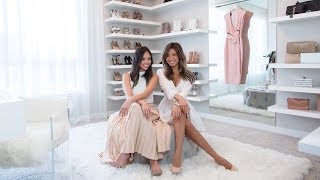 MY DREAM CLOSET | Makeover Vlog & Reveal
