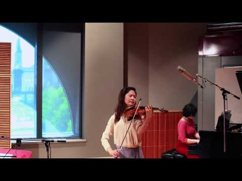 Yoojin Jang - Souvenir from Jean Sibelius' Six Little Pieces (Performance Today)