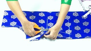 Suit/Kameez Cutting Very Easy Method || india Boutique thumbnail