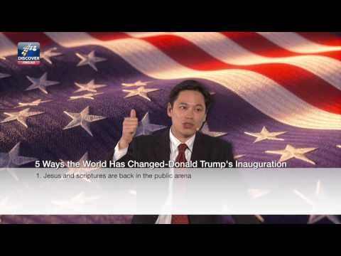 5 Ways the World Has CHANGED since DONALD TRUMP   Can LIBERTY Exist without Religion?