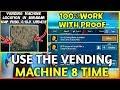 vending machine pubg mobile location | where are vending machine in miramar | USETHE VENDING MACHINE
