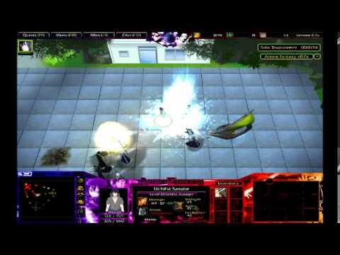 Warcraft 3 anime fantasy