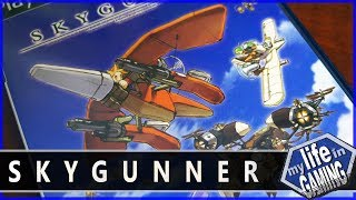 SkyGunner :: Game Showcase - MY LIFE IN GAMING