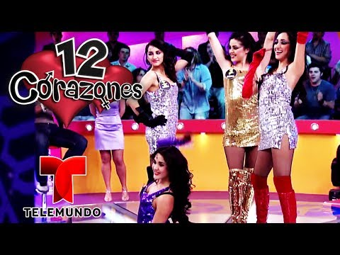 12 Hearts💕:  Go-Go Dancer Special!| Full Episode | Telemundo English