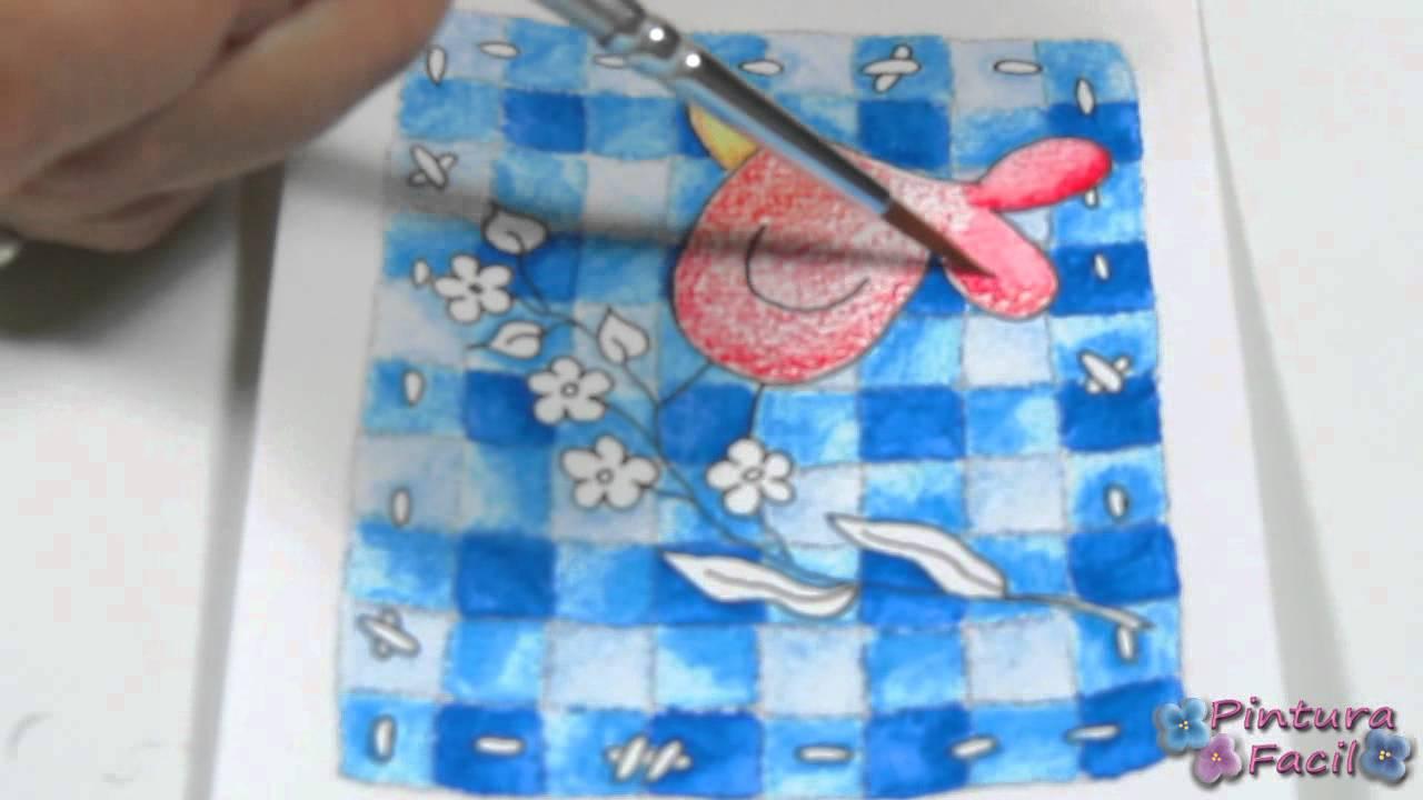 2 how to decorate a book como decorar cuaderno pintura - Decorarte pinturas ...