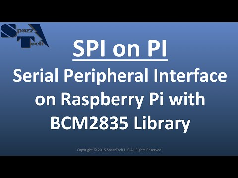 R20161 - I2C on RPI2 - PC8591P - C BCM2835 Library - analog