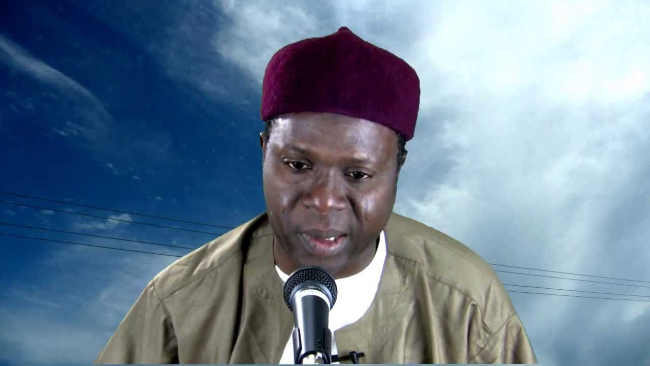 Download Suratl Kahf Recitation by Alhaji Abdullahi Saoty
