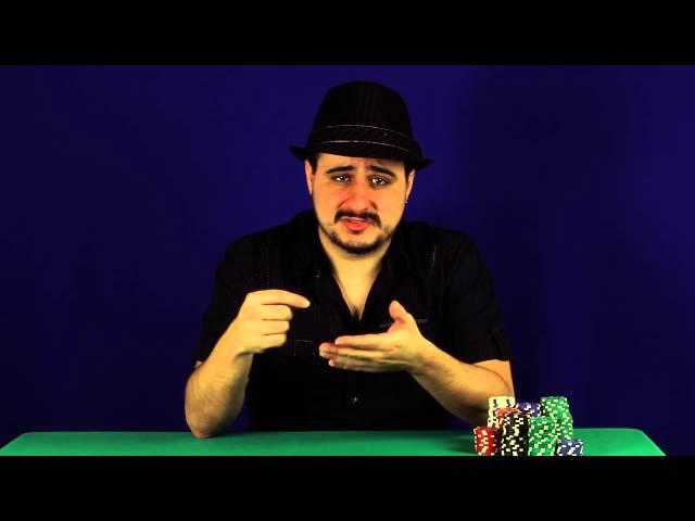 Mitos do Poker ( Poker é um Jogo de Azar?)